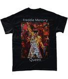 Freddie Mercury Short-Sleeve T-Shirt - multymedia