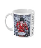 George Best Mug - multymedia
