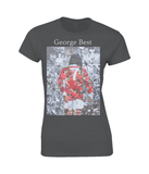 George Best Collage Womens T Shirt