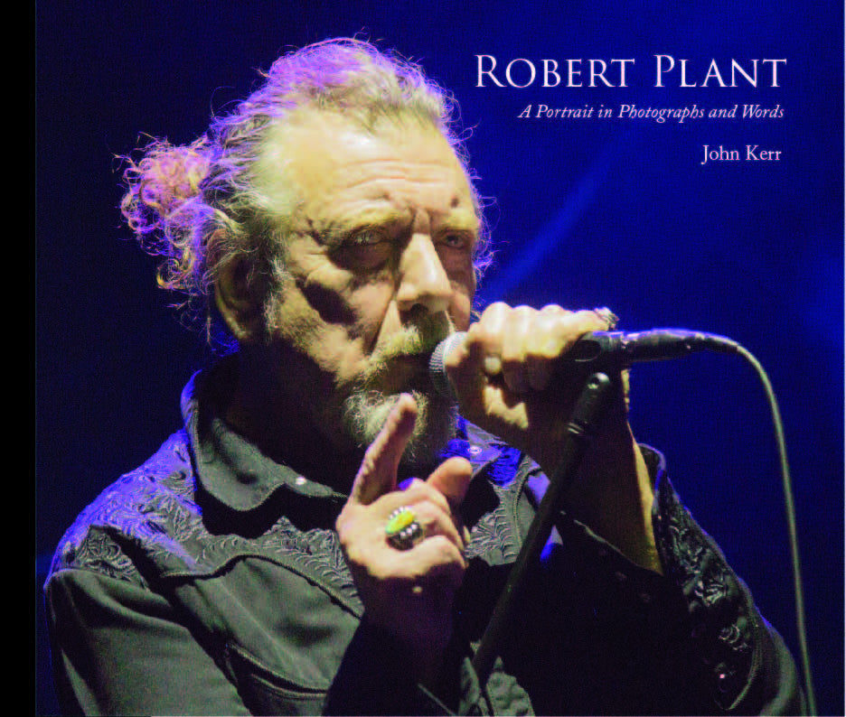Robert Plant. A Portrait in Photographs and Words. (hardback deluxe) - multymedia