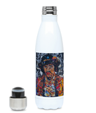 Jimi Hendrix Water Bottle 500ml Hot or Cold - multymedia