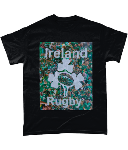 Irish Rugby Short-Sleeve T-Shirt - multymedia