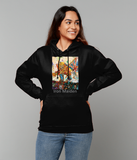 Iron Maiden Collage Hoodie - multymedia