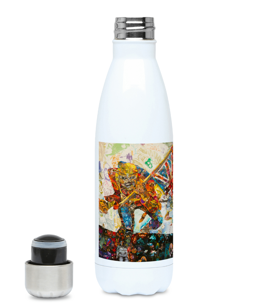 Iron Maiden Water Bottle 500ml Hot or Cold - multymedia