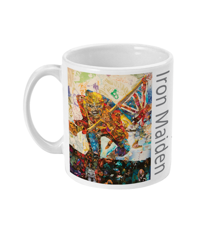 Iron Maiden Mug - multymedia