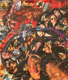 Lemmy of Motorhead Collage / lemmy Art - multymedia