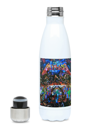 Metallica Master of Puppets Water Bottle 500ml Hot or Cold - multymedia