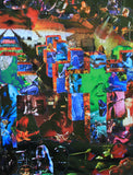 Metallica Master of Puppets (Black) Collage Poster - multymedia