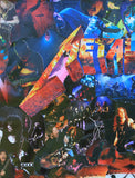 Metallica Master of Puppets Canvas Print - multymedia