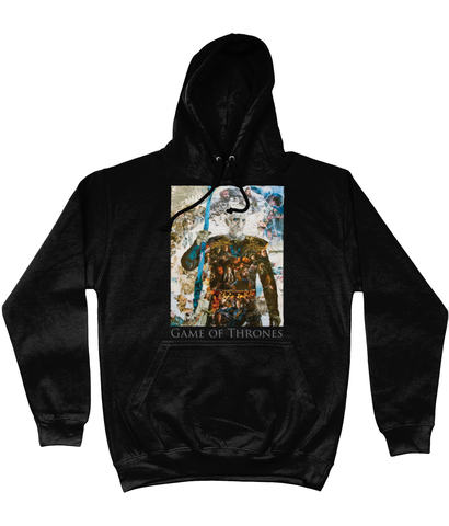 Game of Thrones Collage Hoodie - multymedia
