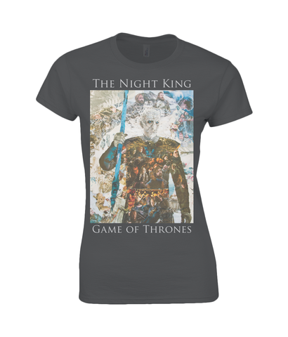 Game of Thrones Collage Womens T Shirt