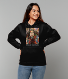 Ozzy Osbourne Black Sabbath Collage Hoodie - multymedia