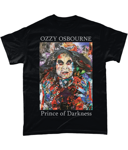 Ozzy Osbourne Short-Sleeve T-Shirt