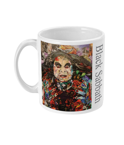 Black Sabbath Ozzy Mug - multymedia
