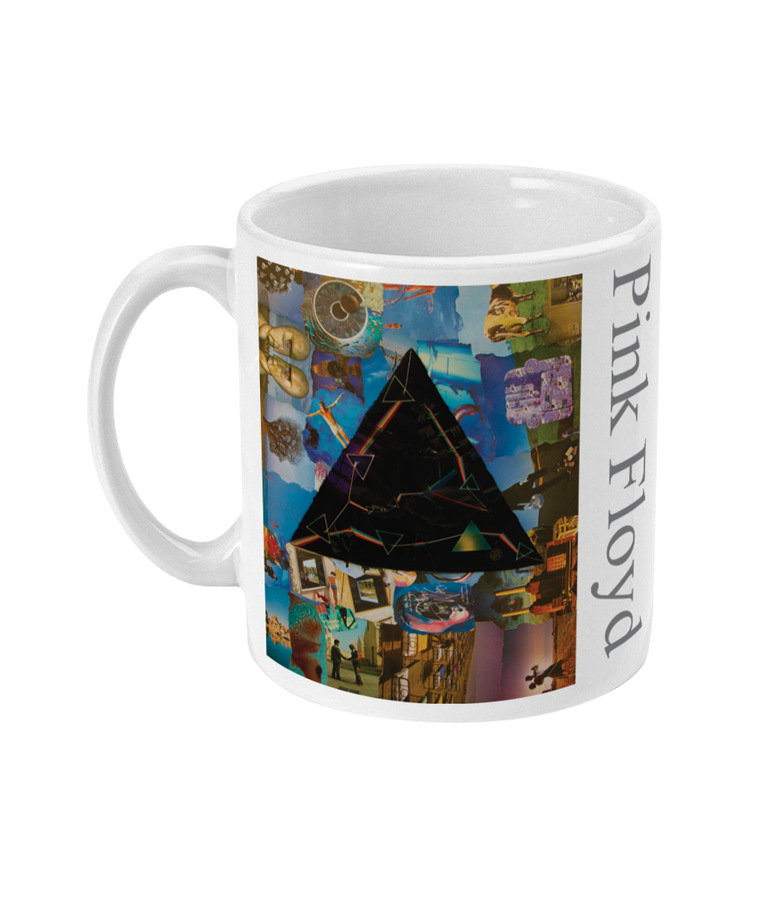 Pink Floyd Darkside of the Moon Mug - multymedia