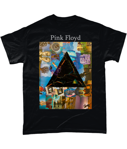 Pink Floyd Darkside Short-Sleeve T-Shirt - multymedia
