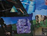 Pink Floyd Darkside Collage /  Art - multymedia