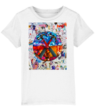 Pink Floyd The Wall Collage Kids T-Shirt