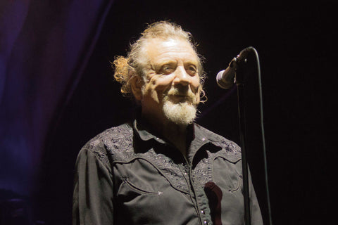 Robert Plant.  A tear of Joy - multymedia