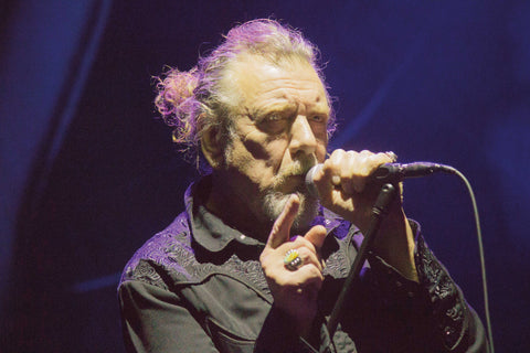 Robert Plant.  Dark Eyed - multymedia