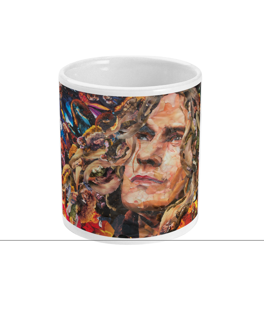 Led Zeppelin Robert Plant Mug - multymedia