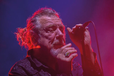 Robert Plant.  Real Deep Down - multymedia