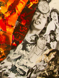 The Rolling Stones Canvas Print - multymedia