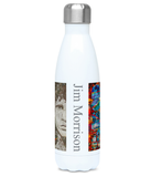 Jim Morrison The Doors Water Bottle 500ml Hot or Cold - multymedia