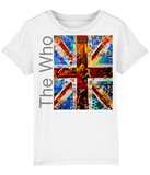 The Who Collage Kids T-Shirt