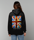 The Who Collage Hoodie - multymedia