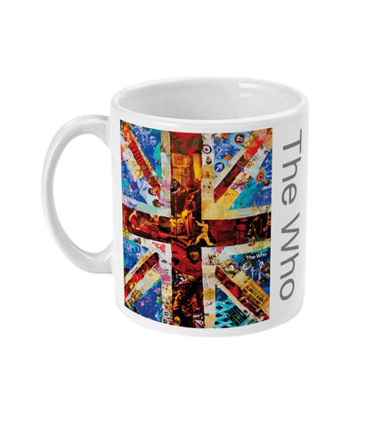 The Who Mug - multymedia