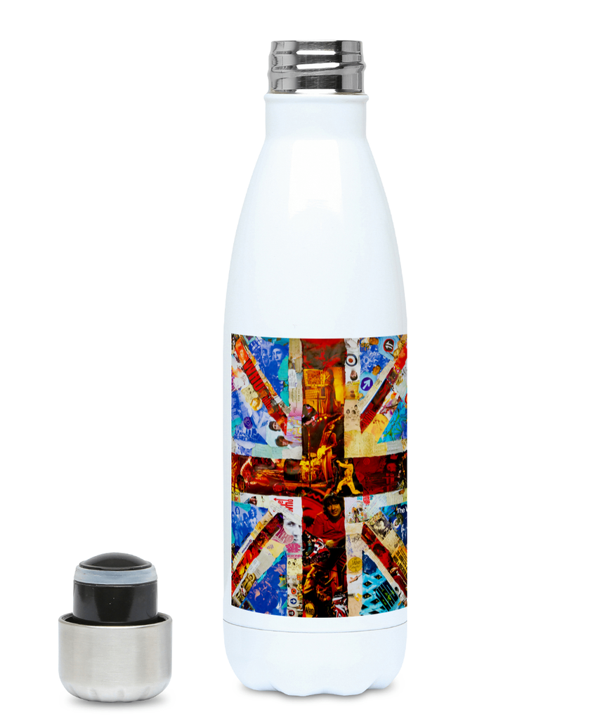 The Who Water Bottle 500ml Hot or Cold - multymedia