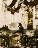 U2 Joshua Tree Collage Poster - multymedia