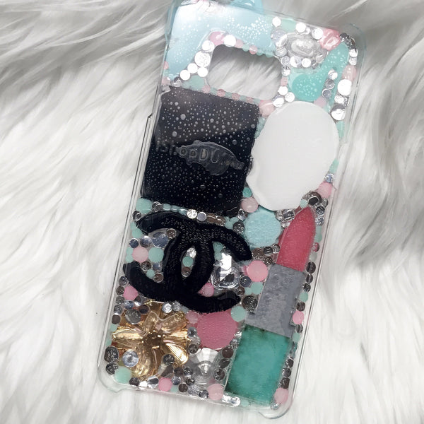 Mint Pink Delight Case for Galaxy S6 Edge Plus