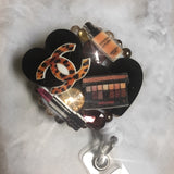 Makeup Badge Reel