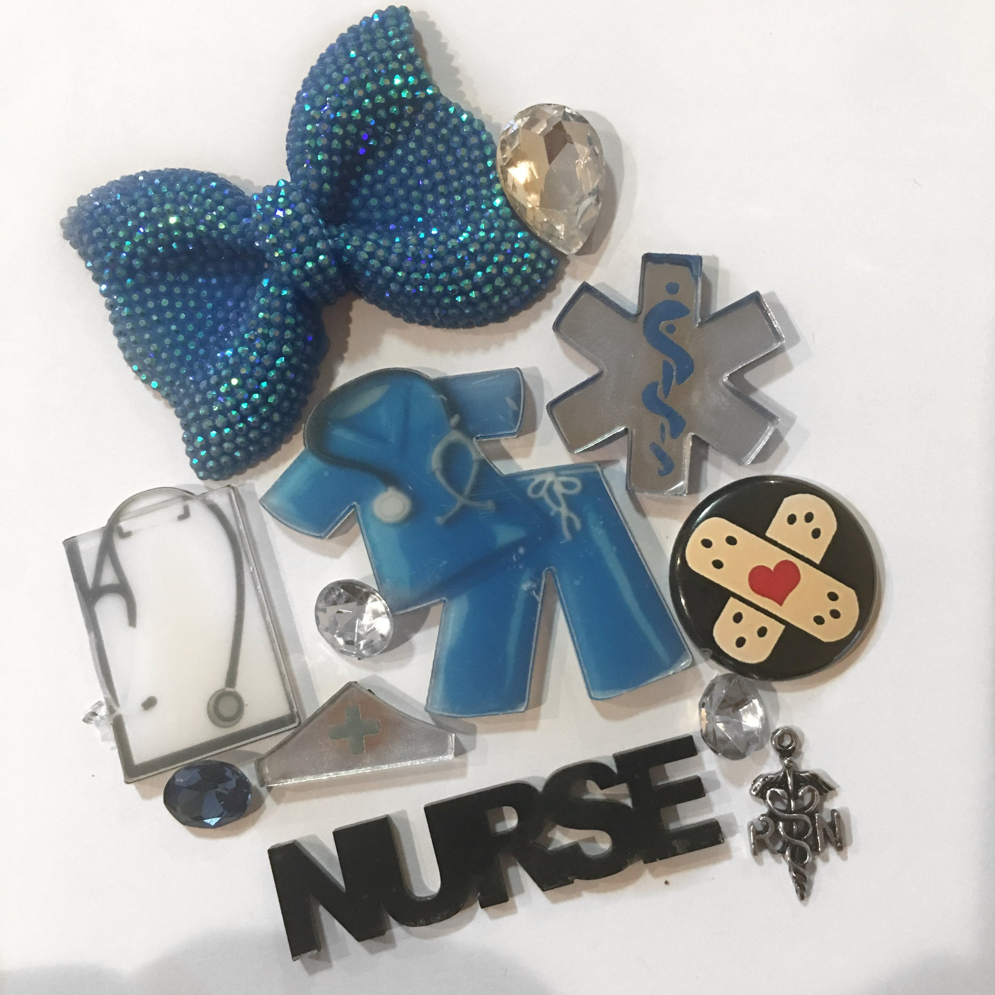 Blue Nurse Layout