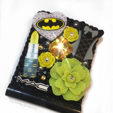 BatMAC LED Compact Mirror