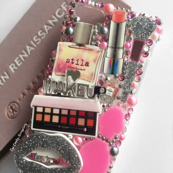 iPhone 7 I Love Makeup Case