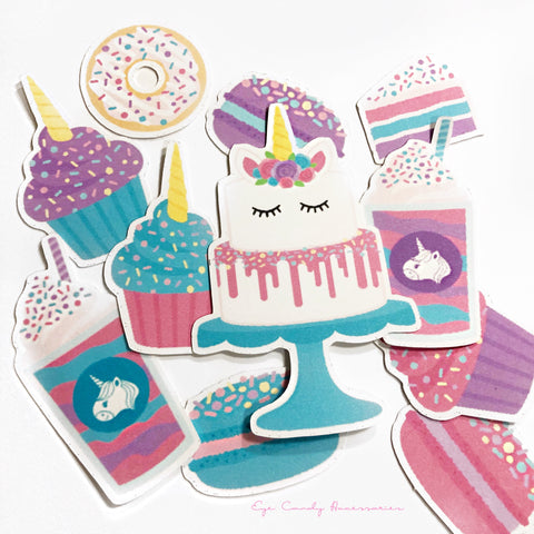 Sweets Die Cuts