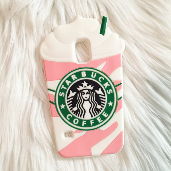 Coffee Whip Silicone Case