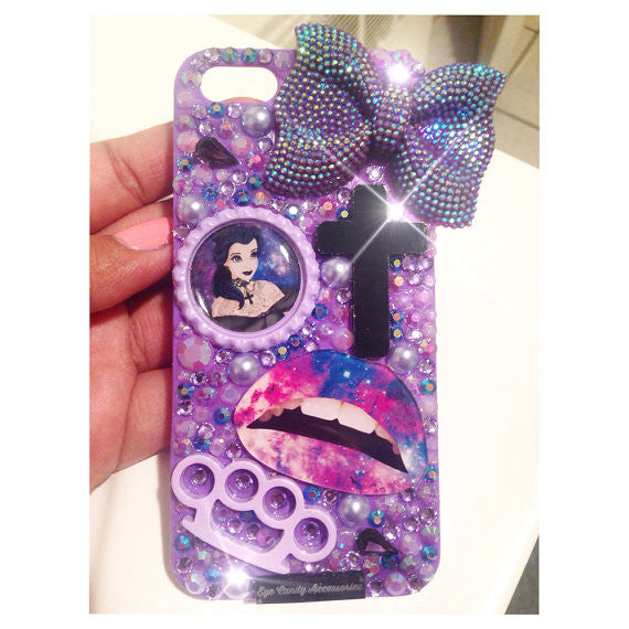 iPhone 5/5s Purple Case