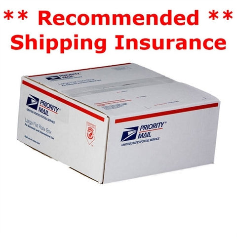 Shipping Insurance (U.S. Only)