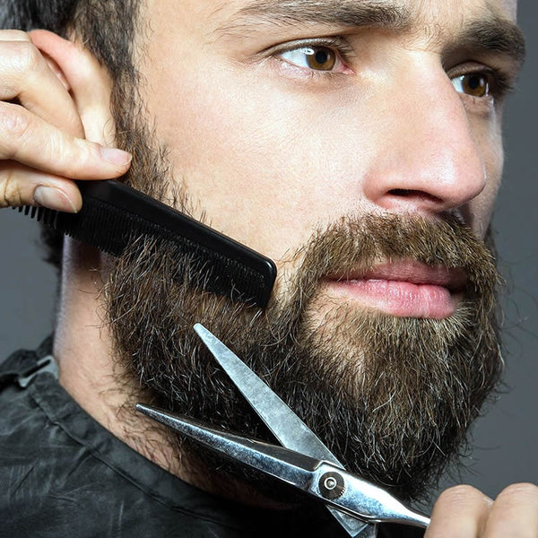 A Beard Grooming Crash Course