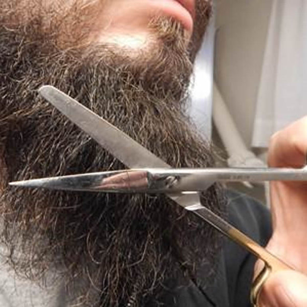 The Epic Video Guide on Beard Trimming