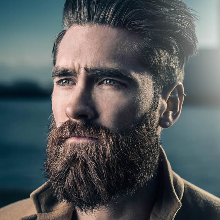 The Beard Mountain Guide To Facial Hair Awesomeness