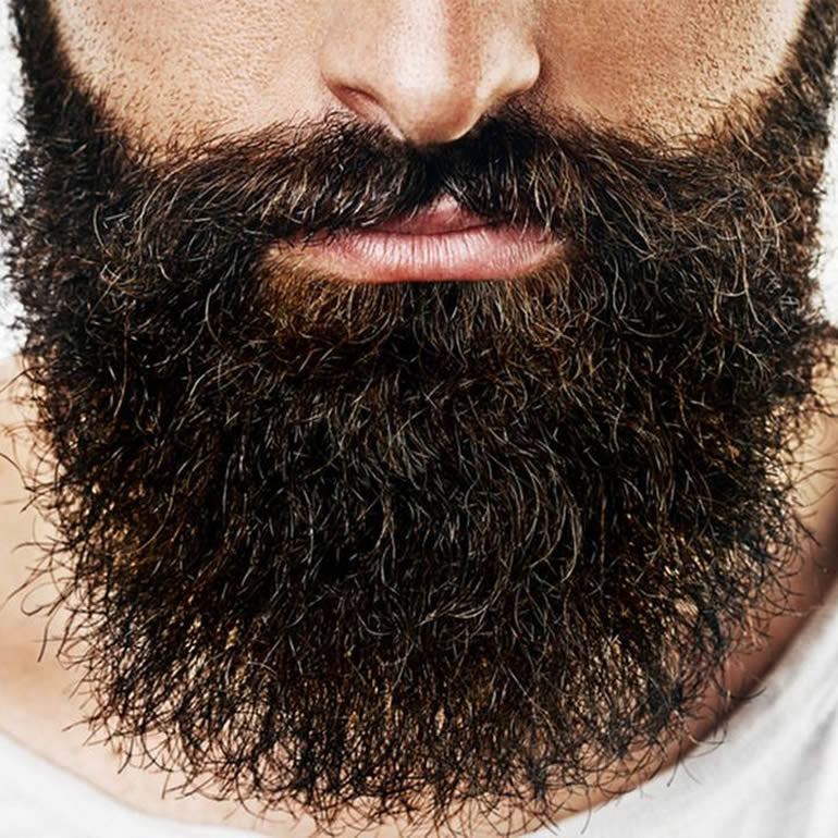 Are Beards Dirty? Beard Bacteria and Facial Hair Hygene