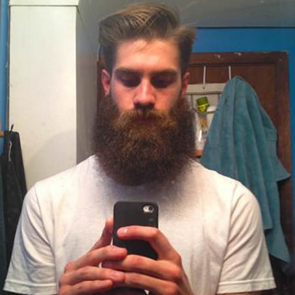 Living the Beard - Update: Kenny Peterson and The Yeard