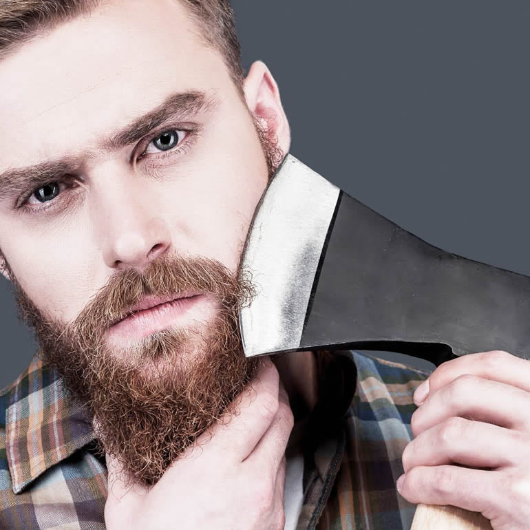 5 Things That Can Turn No-Shave November Into No-Shave No Never