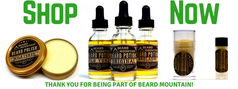 Let Beard Mountain help you grow a better Beard