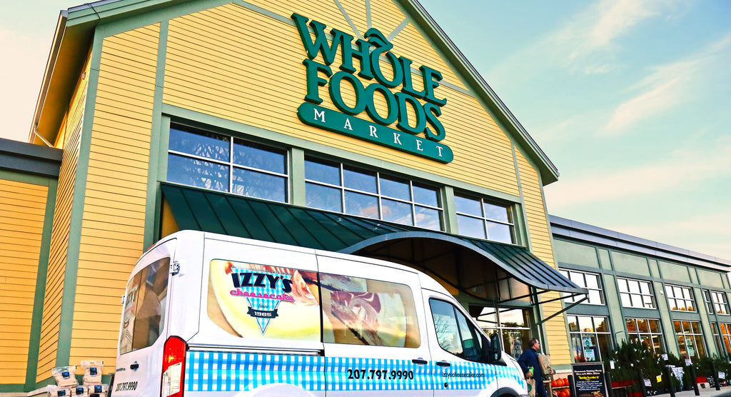 Izzy's has gone all-in on Whole Foods